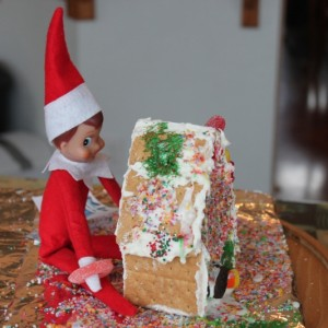 Henry the Elf {Day 25}