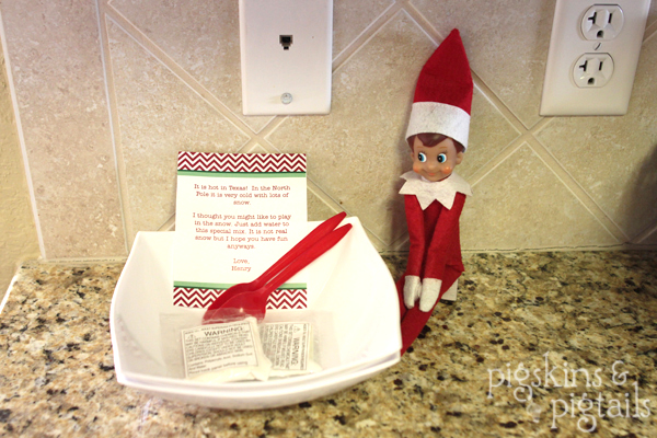 Henry Our Elf On The Shelf