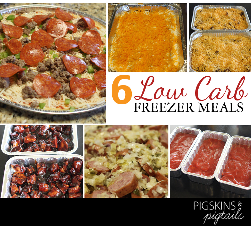 Low Carb Freezer Cooking Mother S Day Gift Pigskins Amp Pigtails