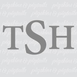 block-monogram