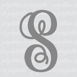single-letters-style1