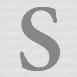 single-letters-style2