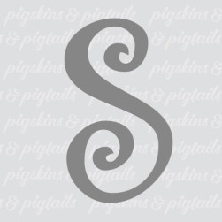 single-letters-style4
