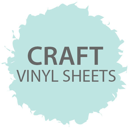 Craft Vinyl Sheets