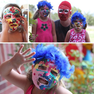 How to Make Plaster Masks