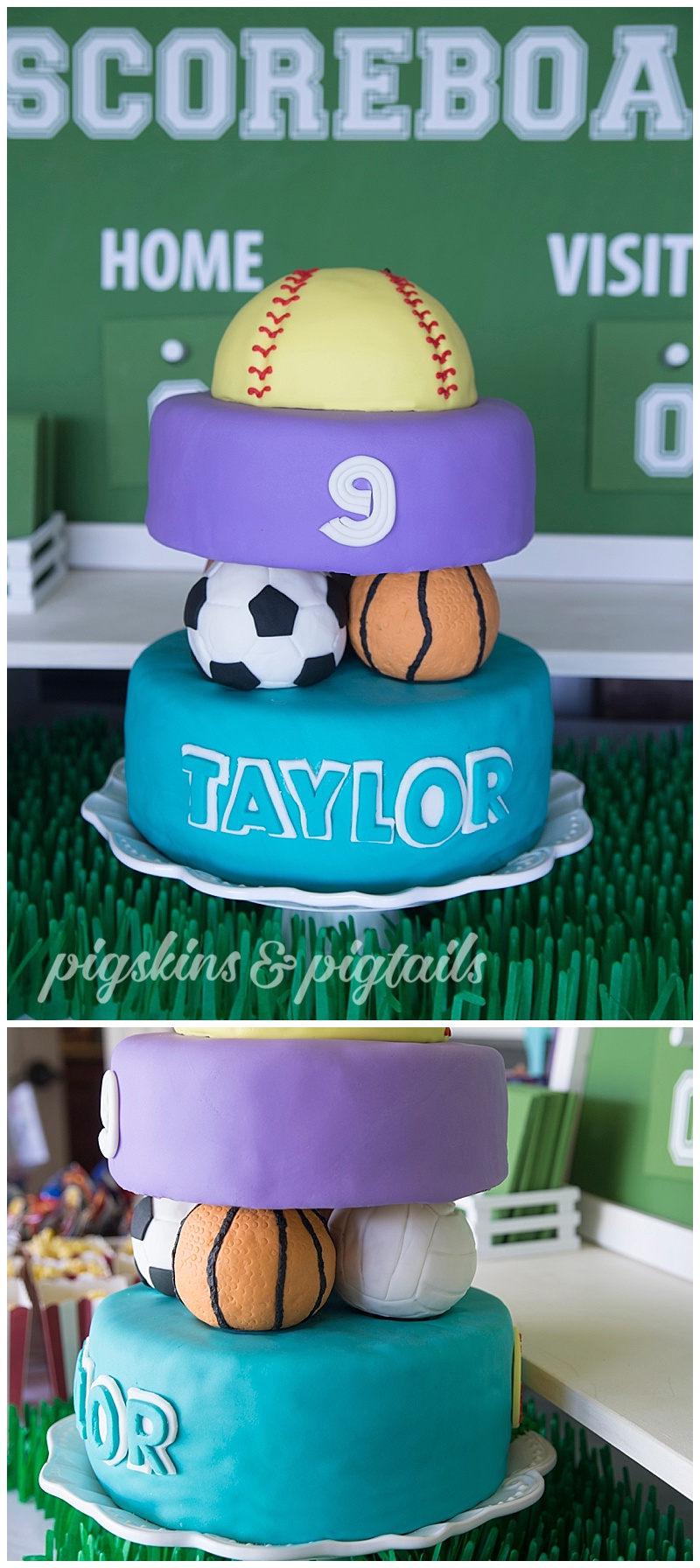 sports-cake-girl-softball