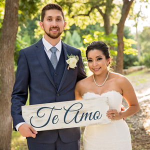 Dakin & Toni's Wedding: Rabb House Reception