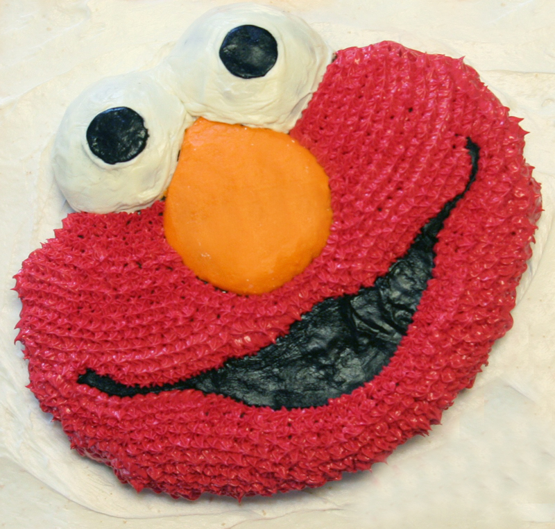 Elmo Birthday Party Theme