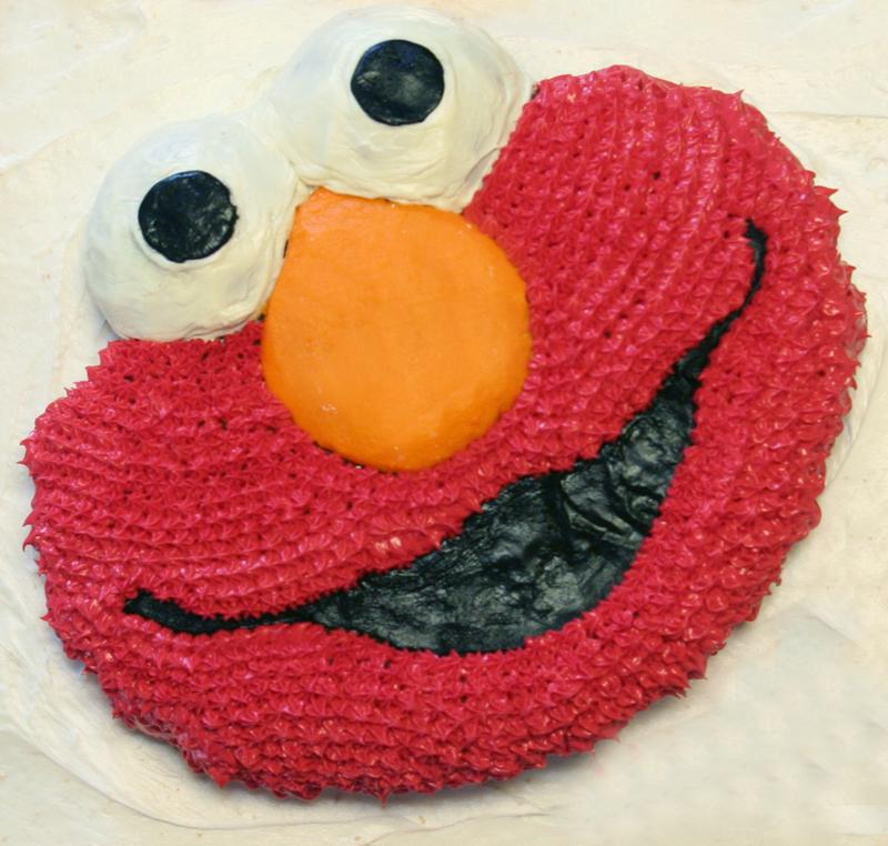 Elmo Birthday Party Theme