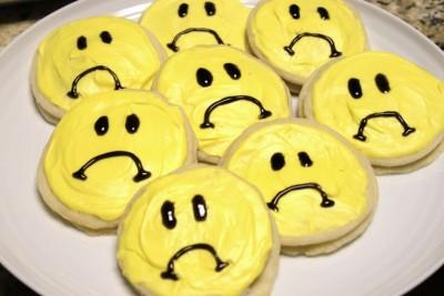 Going Away Cookies
