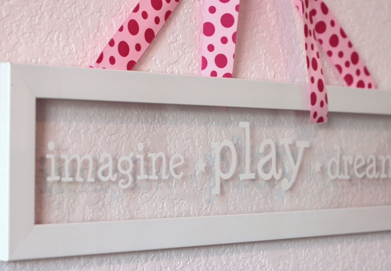 Wall Art {Kids Room}