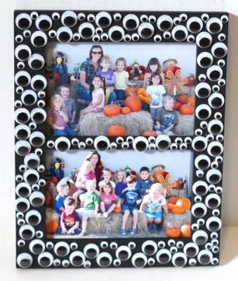 Easy Halloween Frame
