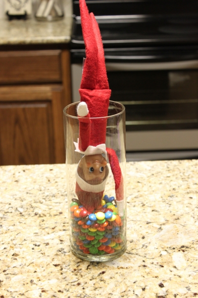 Henry the Elf {Day 10}