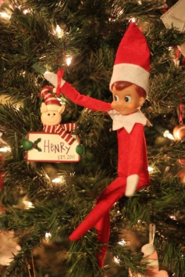 Henry the Elf {Day 13}