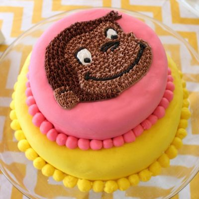 Curious George Birthday Party