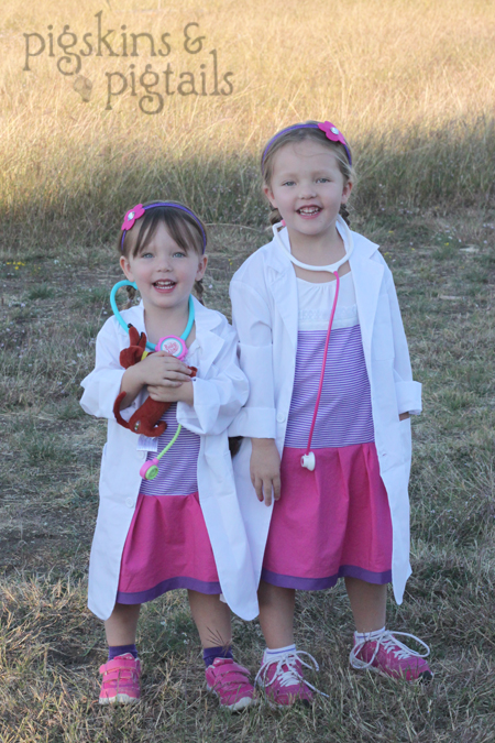 Halloween Treats & Doc McStuffins