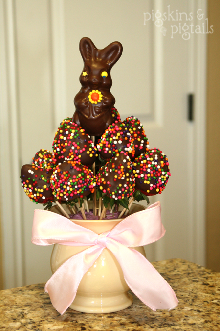 Easter Strawberry Bouquet