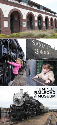 Things to Do in Texas: Temple Railroad & Museum