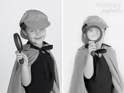 Nancy Drew and the Clue Crew Costume Girls
