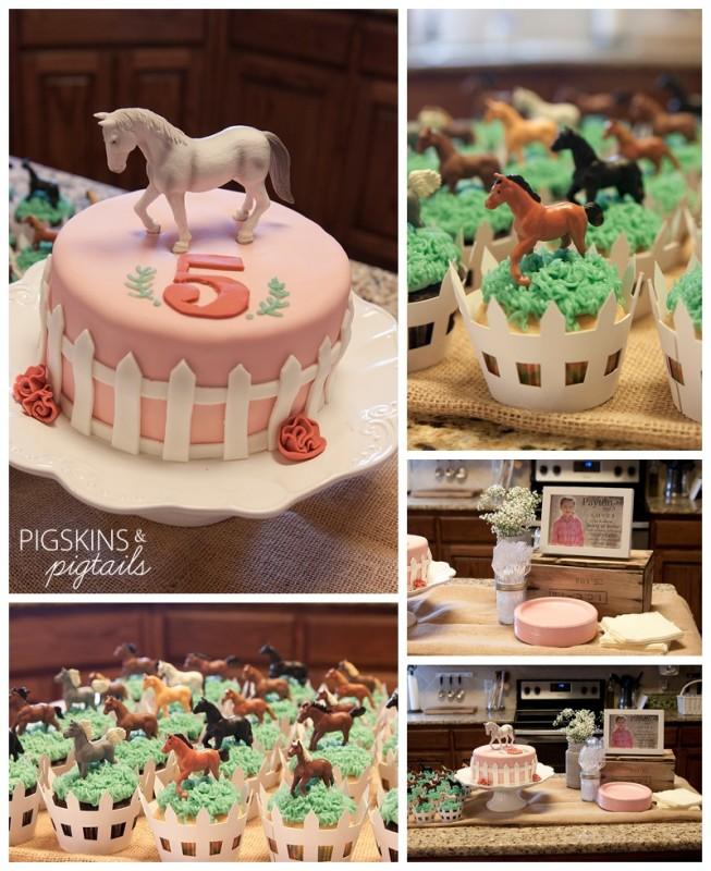 pony-cake-cupcakes