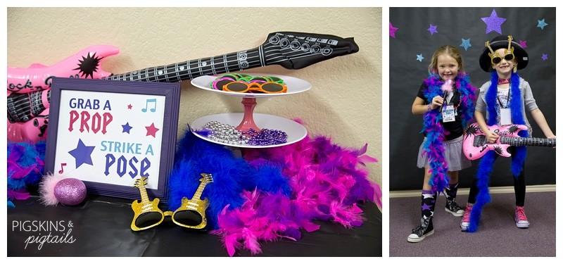 rockstar-birthday-photo-booth