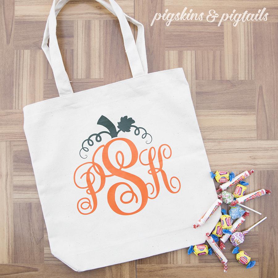 pumpkin-monogram-treat-bag