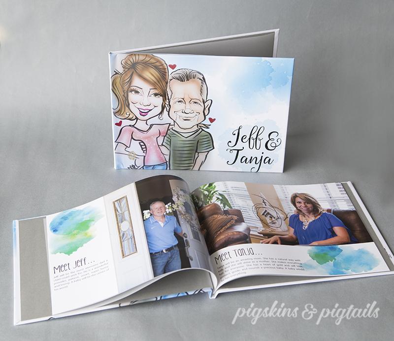adoption-profile-book-ideas