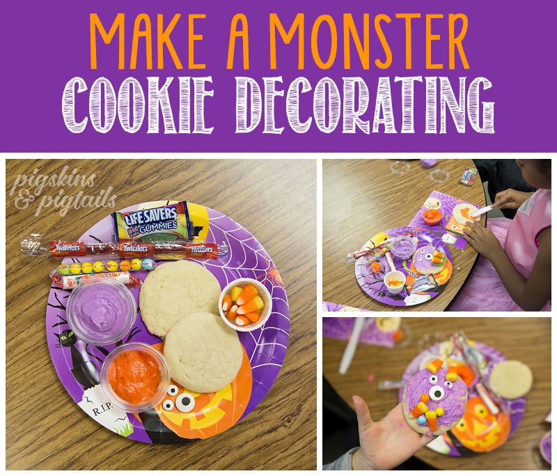 Kindergarten Class Halloween Party Idea