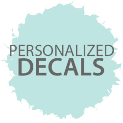Personalized Decals