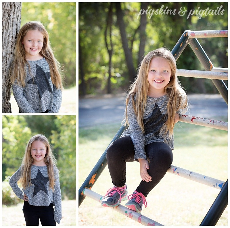 8 Year Old Photo Session