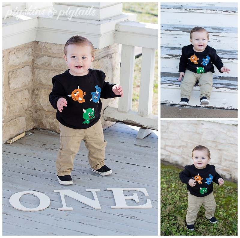 First Birthday Photo Session Killeen