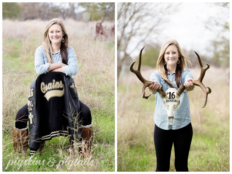 Senior Photo Country Session
