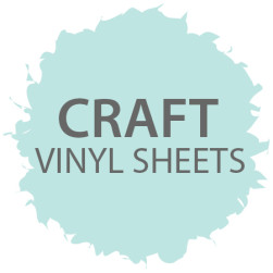 Craft Vinyl Sheets