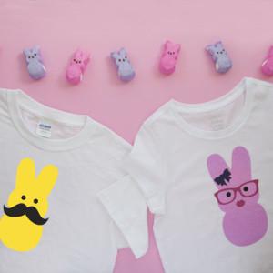 Peeps Easter Shirt