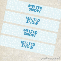 melted-snow-water-labels-sample