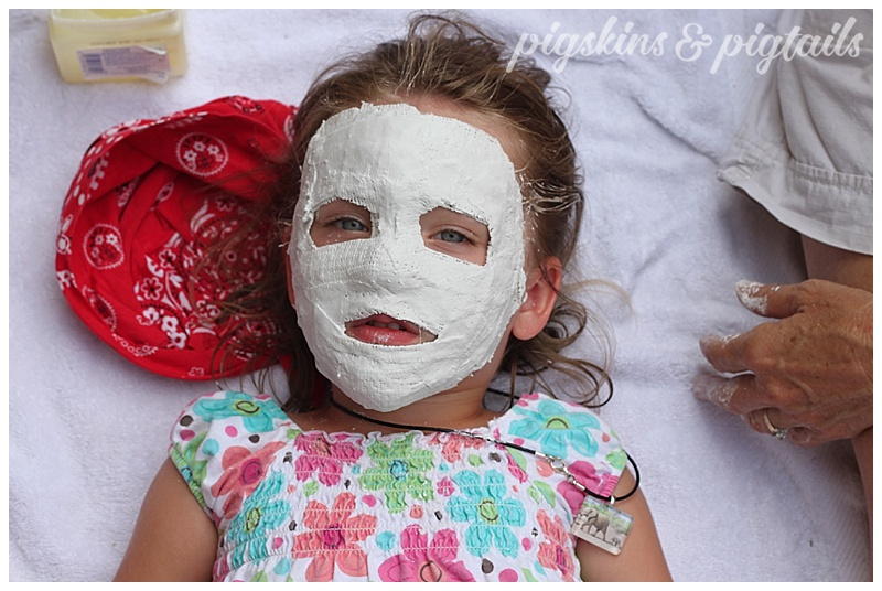 Mask Making Project with Kids