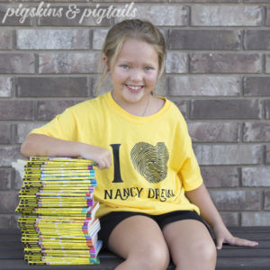 Nancy Drew and the Clue Crew Book Party