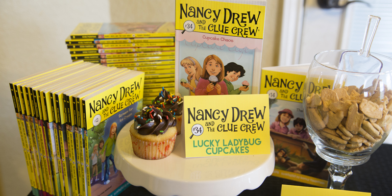 Nancy Drew Party