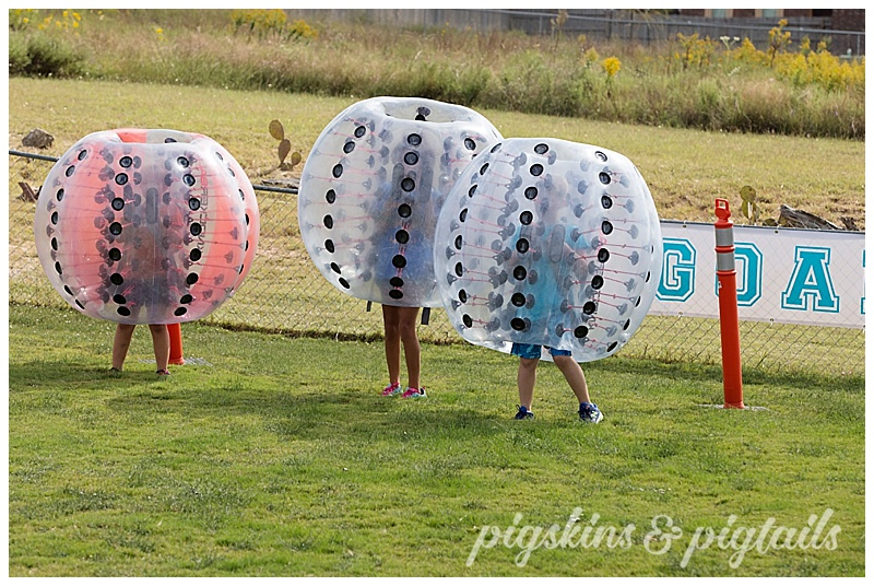 Knockerball Birthday Party