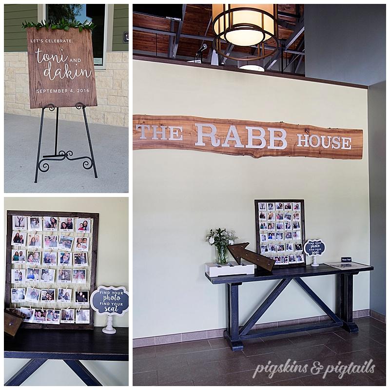 Rabb house wedding