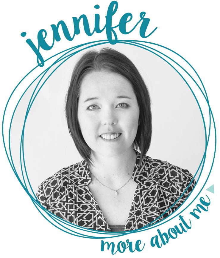 Jennifer Sanderson Blogger