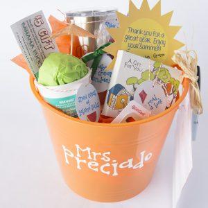 Summer Bucket List Gift Idea for Teachers