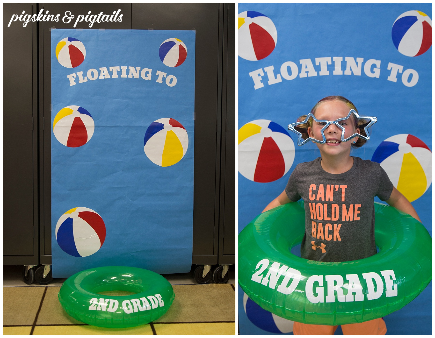 Floating into 2nd Grade Class Party