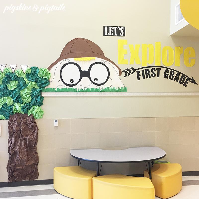 Classroom Updates and Explorer Theme