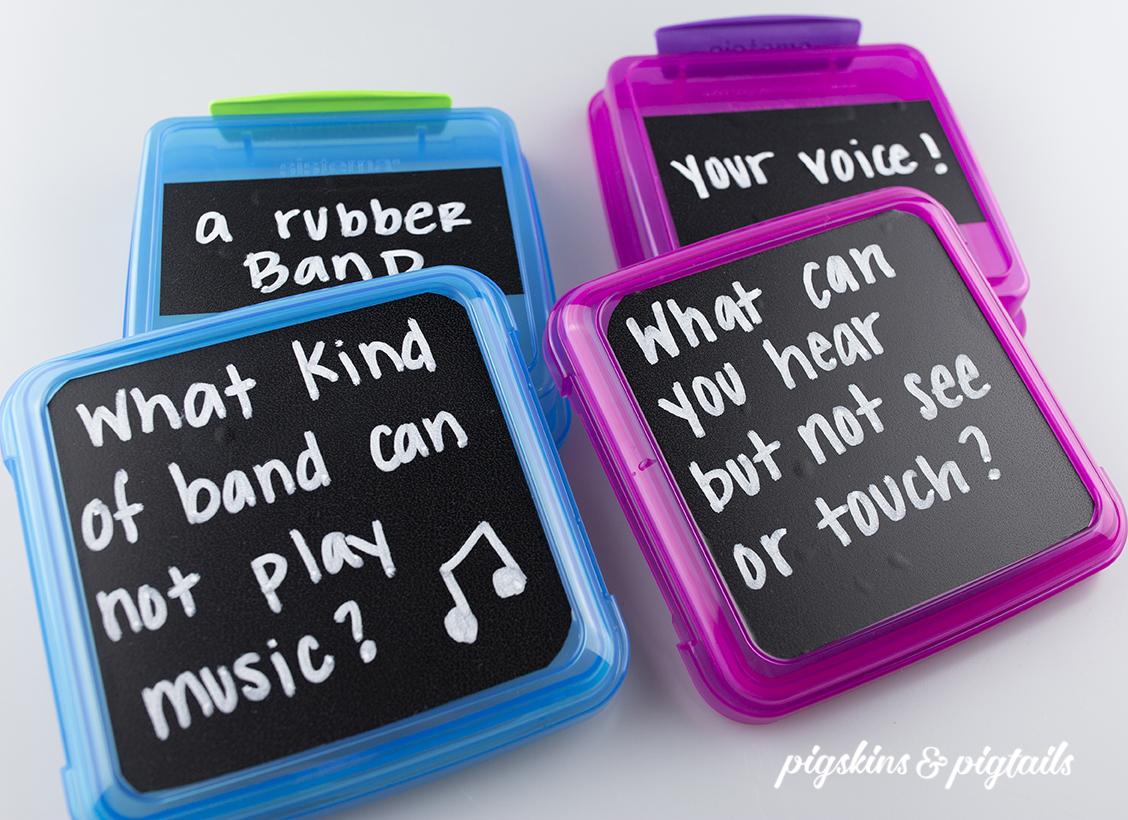 Lunchbox Jokes for Kids