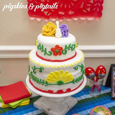 Fiesta Theme Coco Movie Inspired Birthday Party