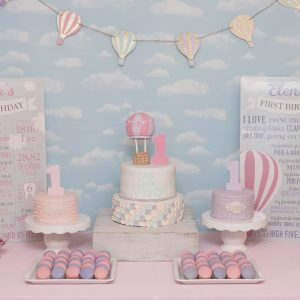 """""""The Wonderful Things You Will Be"""" First Birthday Party"""