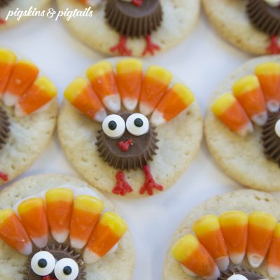 10 Ways to Use Extra Halloween Candy for Thanksgiving Treats