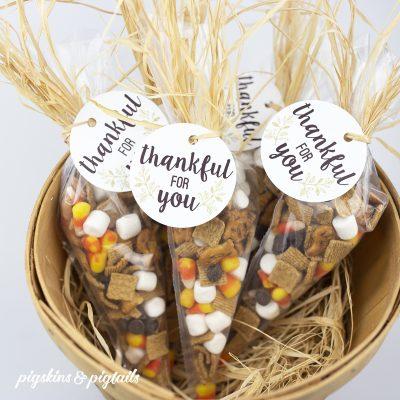 Thanksgiving Printable Tag