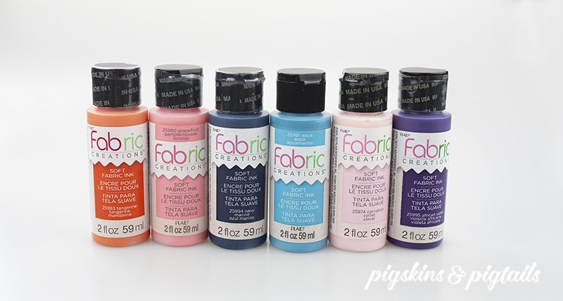 Fabric Creations Fabric Paint by Plaid